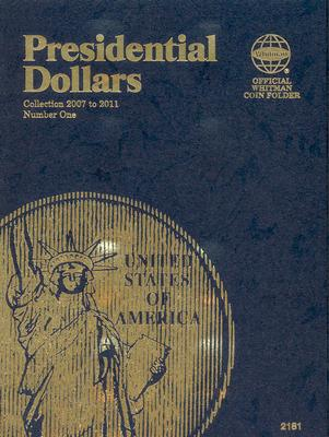 Presidential Dollars Folder By Whitman Publishing (COR)